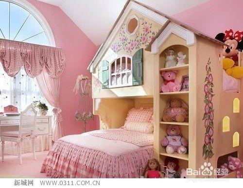 漂亮的儿童房间图片
