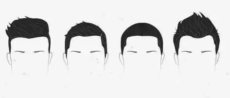 怎样的脸型适合怎样的发型,男生发型攻略