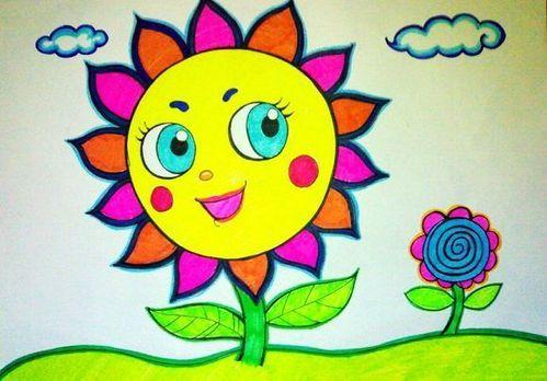 3    不少父母喜欢拿简笔画示范书让宝贝照搬画,这样宝贝画出来的房子图片