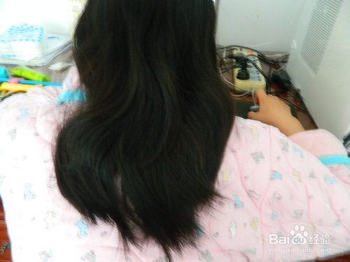 如何在家里不用卷发棒卷头发?图片
