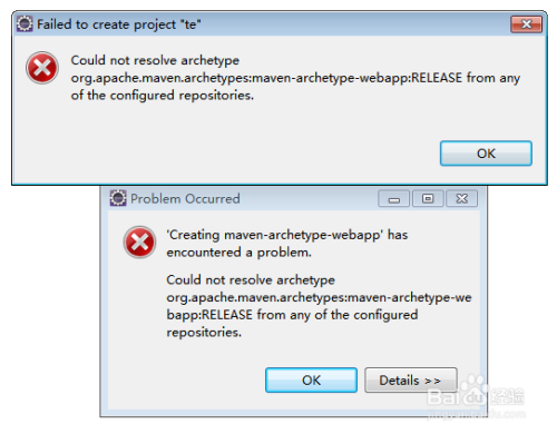 how to add maven archetype webapp in eclipse