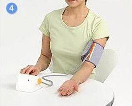 血压计的使用方法