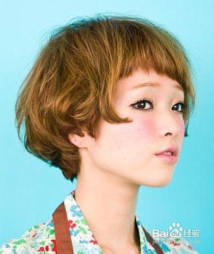 02.18 男生短发纹理烫 个性潮流发型 11 2013.04.图片