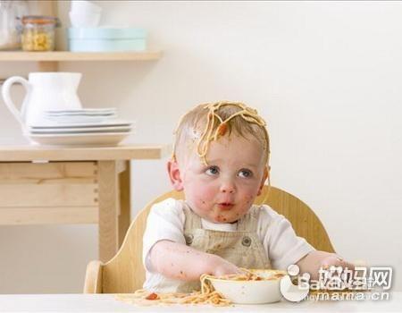 宝宝挑食不吃饭?有妙招图片