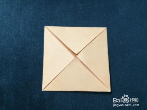 简单折纸:灯笼折纸图片