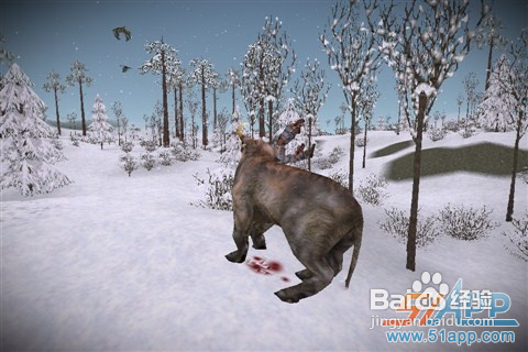 《食肉动物:冰河时代》:拟真打猎体验