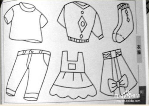 小学生简笔画,简单易学图片