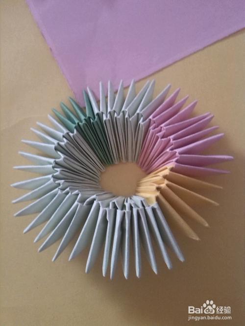 如何用纸做笔筒图片