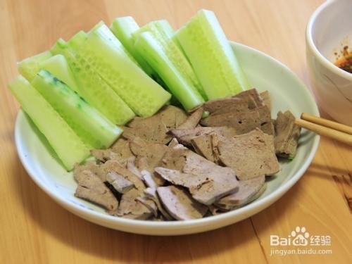 做凉拌小报:操作简单的凉拌图片手抄报猪肝猪肝食品安全图片