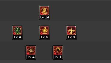 dnf86级最新版流浪武士/剑豪/剑帝怎么刷图加点?