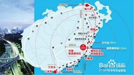 公路:东侧紧邻环岛高速,距离高速莲花村出口仅600米距离,与神舟半岛图片