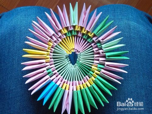 如何用纸做笔筒