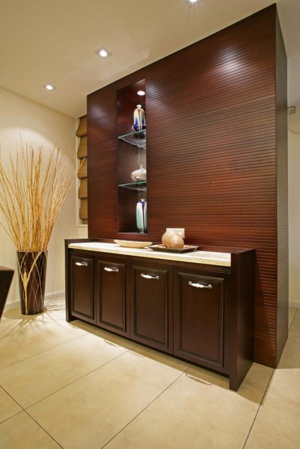 中式风格 140平方米四房二厅室内卫生间浴室柜淋浴房装修效果图图片