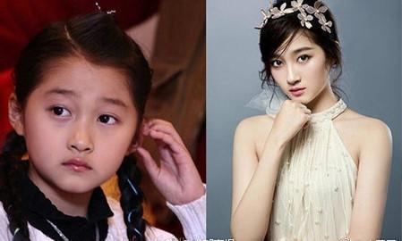 昔日女童星越长越美 男童星却颜值跑偏图片