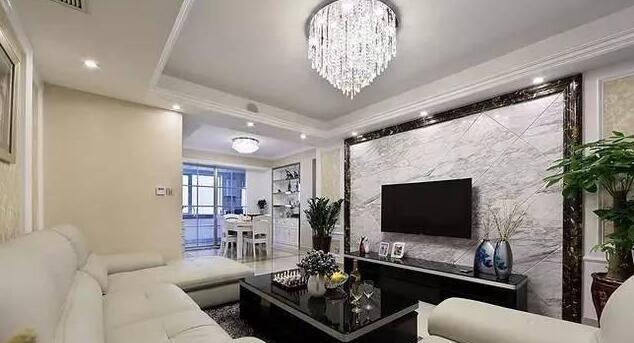 晒晒朋友家刚装完的新房,头一次见到这样的设计,真是太漂亮了图片