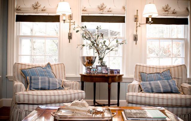 美式风格客厅设计,让你的房子大变样图片