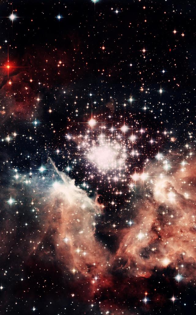 令人迷恋的星空,璀璨壁纸系列