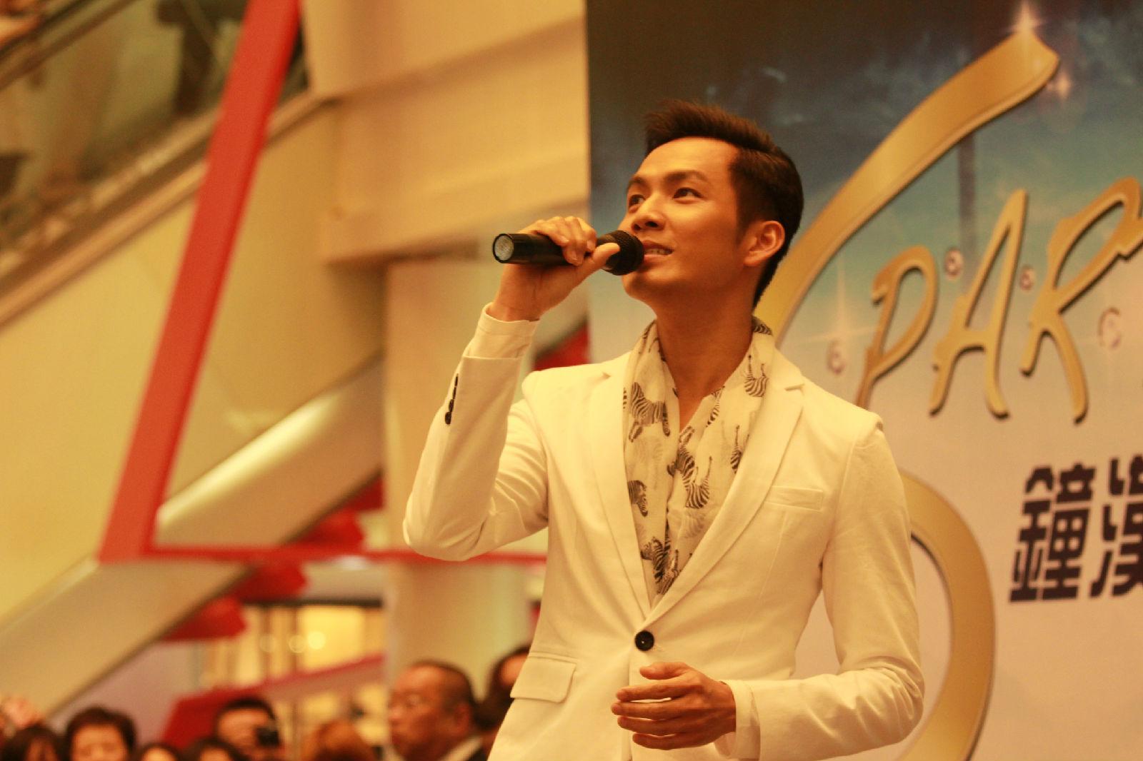 钟汉良 20110502上海演唱会启动仪式 BY思媛图片