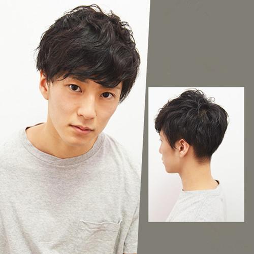 长脸男生适合的发型图片,长脸男生适合什么发型,长脸男生适合的发型图片