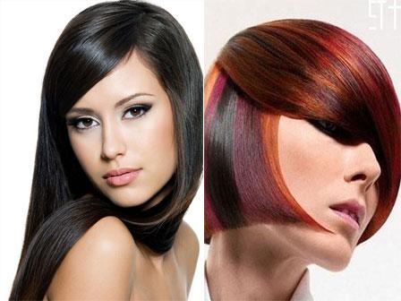 5--2个月; 3,染过的头发颜色是很鲜艳,但是容易发干,发毛,开叉,这是