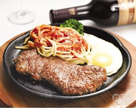 红酒牛排 牛排红酒真实图片 牛排配红酒