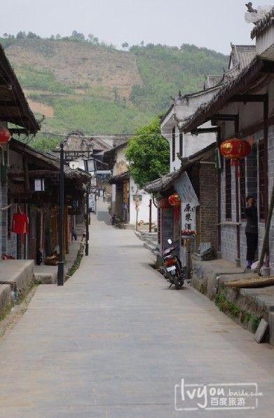 石泉旅游攻略 熨斗古镇图片