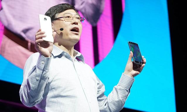 百度总裁张亚勤:互联网将走向 ...