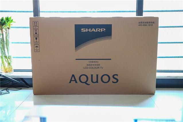 资源与硬件的完美结合,夏普50吋互联网电视体验图片