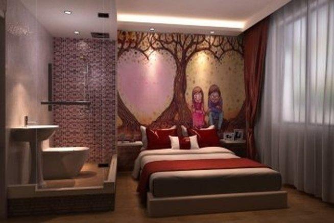 北京蜜糖酒店(温馨大床房-3小时) - 大图