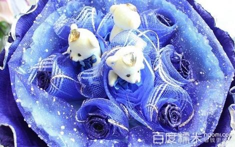 龙之谷蓝色妖姬种子