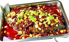 巫山烤全鱼2至3人餐