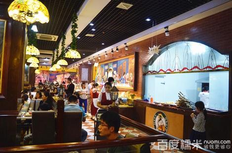 烤肉和音乐一体的休闲娱乐餐饮会所,餐厅拥有全套的德式酿酒设备,经营图片