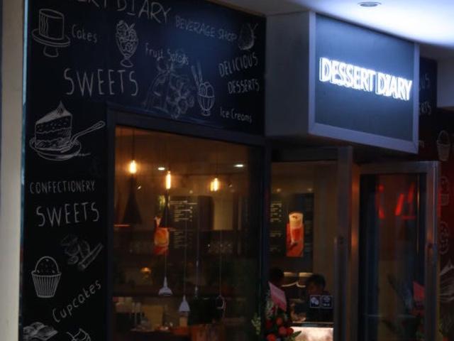DESSERT  DIARY 甜果