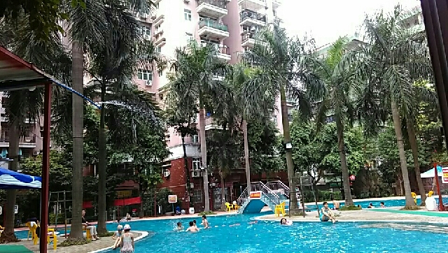 乐得花园游泳池(乐得花园店)