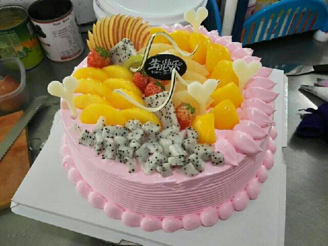 圣心斋生日蛋糕