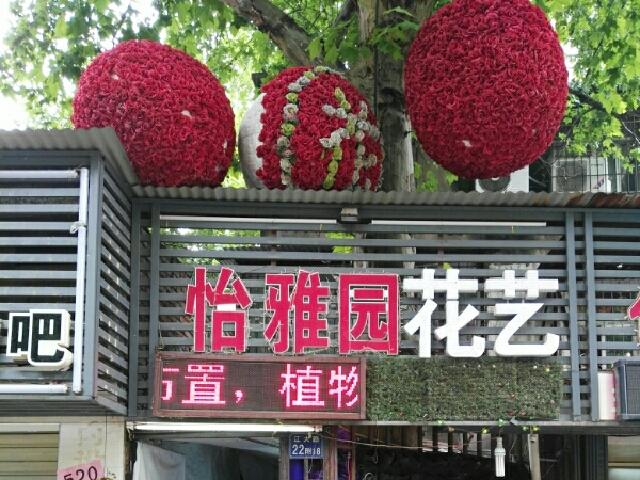 怡雅园花艺店