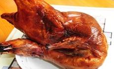 老北京脆皮片烤鸭