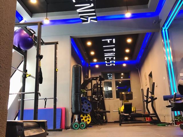 菲尼克斯健身私教工作室(龙博苑店)