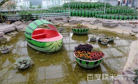 老宋瓜王采摘园