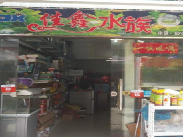 佳鑫水族花卉盆景馆(梅川路店)