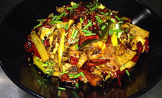 巴蜀香锅双人套餐