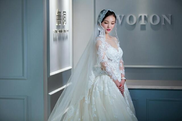 WOTON设计师品牌婚纱