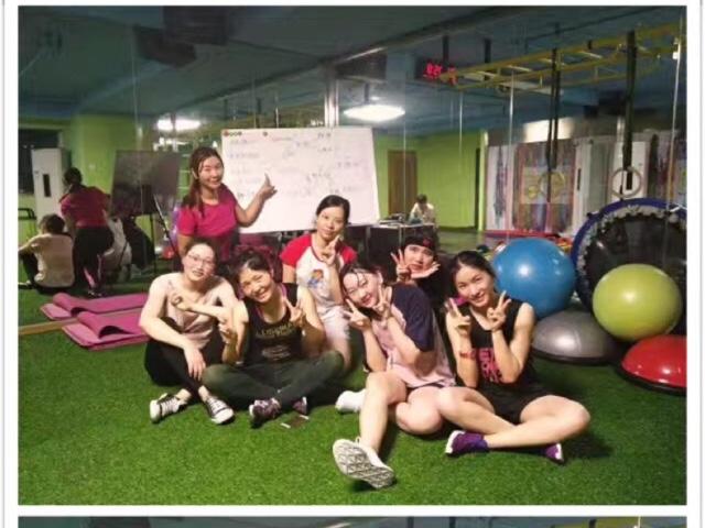 merry fit私教健身工作室(普利大厦店)