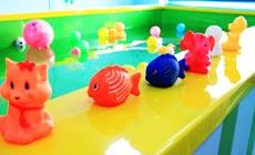 宝乐家婴儿游泳馆