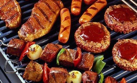 上古炭火烤肉自助烤肉