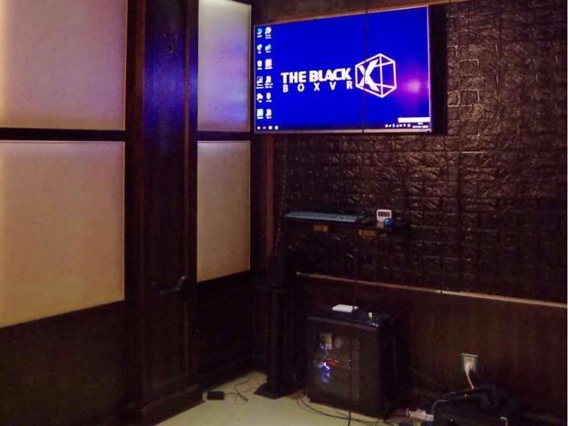 The Black Box VR 体验馆(锦江区店)