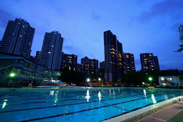 梦之星.珠江花园游泳场