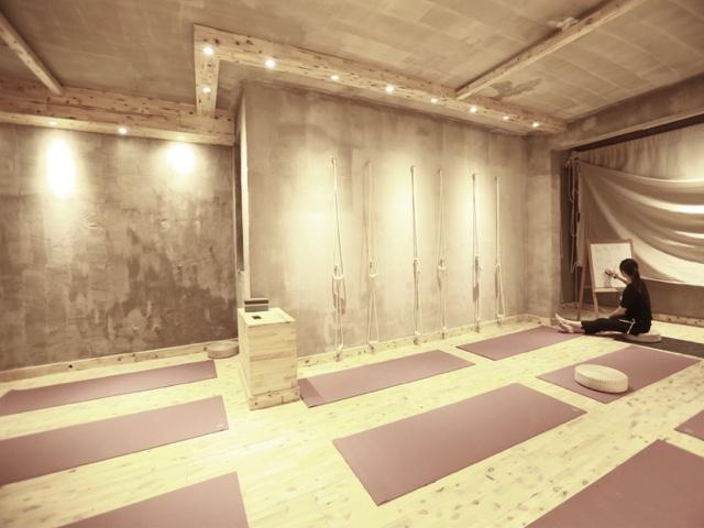 千舍瑜伽教室
