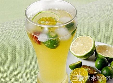 柠檬汁的作用