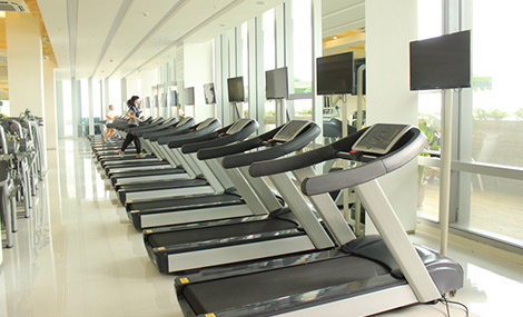 天行健健身房
